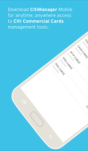 CitiManager – Corporate Cards – Apps bei Google Play
