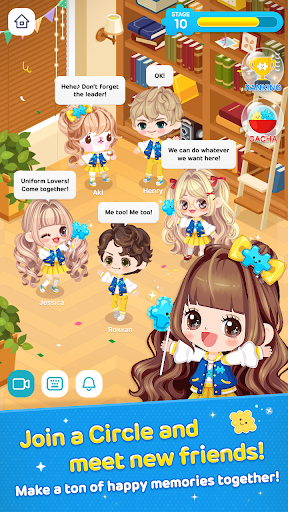 LINE PLAY - Our Avatar World  screenshots 23