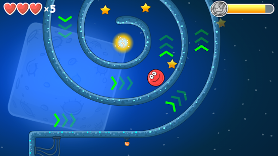 Red Ball 4 Screenshot