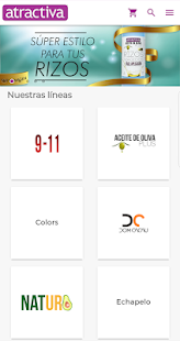 mi Atractiva APP 2.1.5 screenshots 1