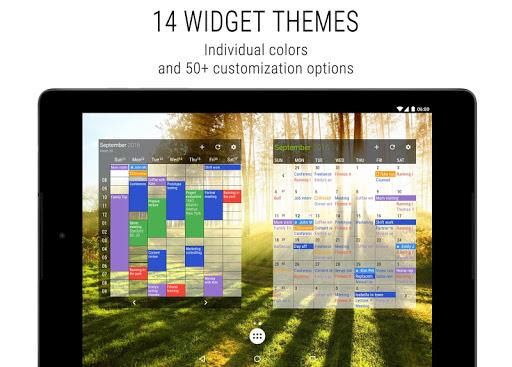 Business Calendar 2 - Agenda, Planner & Widgets 2.41.4 Screenshots 13