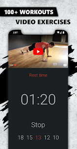 Titan – Muscle Booster, Home Workout, Six Pack Abs 3.2.5 Apk 2