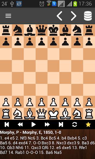 Chess PGN reader 1.0.10 screenshots 3