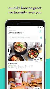 Deliveroo  Takeaway food Apk Download NEW 2021 4