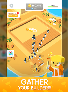 Idle Landmark Manager - Builder Game screenshots 14