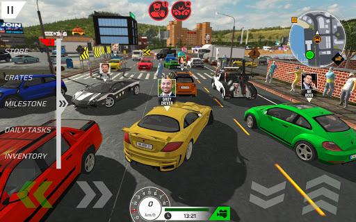 Car Drivers Online: Fun City 1.15 Screenshots 6