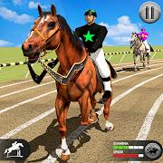 Horse Racing Simulator 3d: Rival Racing Free Games