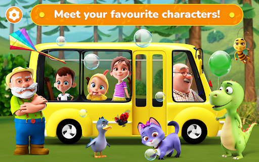 LooLoo Kids World: Learning Fun Games for Toddlers  screenshots 12