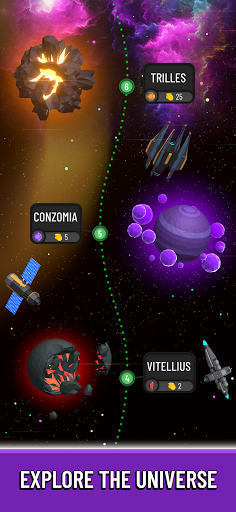Space Colony: Idle 2.9.9 screenshots 1