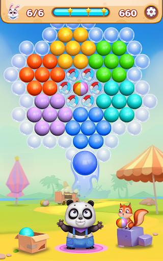 Panda Bubble Mania: Free Bubble Shooter 2019 1.17 screenshots 4