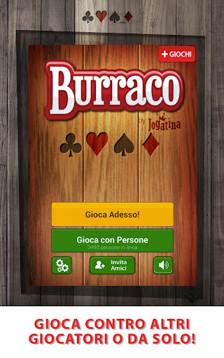 Burraco Online Jogatina: Carte Gratis Italiano 1.5.31 Screenshots 12