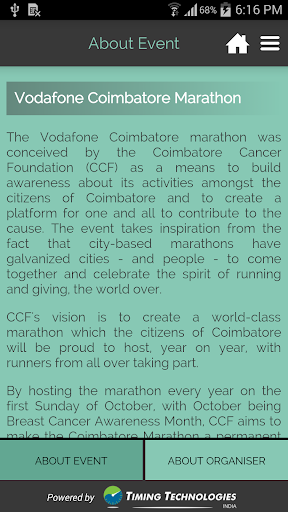 Coimbatore Marathon For PC Windows (7, 8, 10, 10X) & Mac Computer Image Number- 6