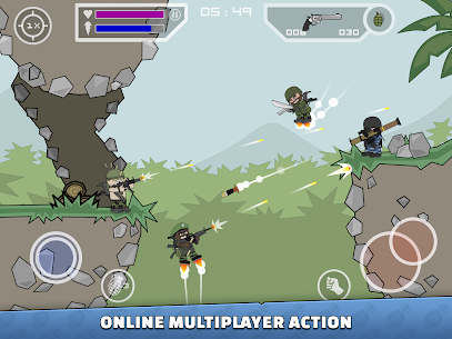 Mini Militia – Doodle Army 2 Apk Download 1