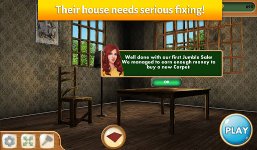 Home Makeover - Hidden Object apklade screenshots 2