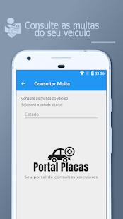 Portal Placas - Consulta de Placa, FIPE e Multa 1.5 screenshots 5