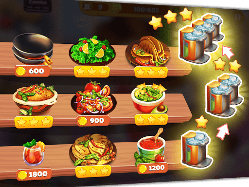Cooking Crush: New Free Cooking Games Madness android2mod screenshots 15
