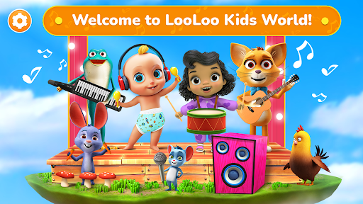 LooLoo Kids World: Learning Fun Games for Toddlers https screenshots 1