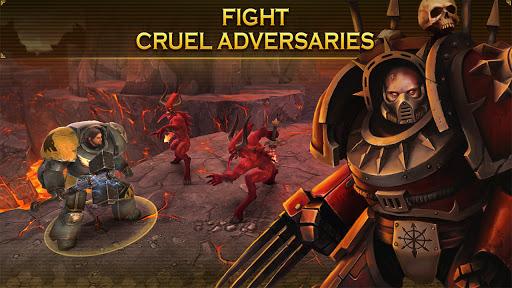 Warhammer 40,000: Space Wolf screenshots 21