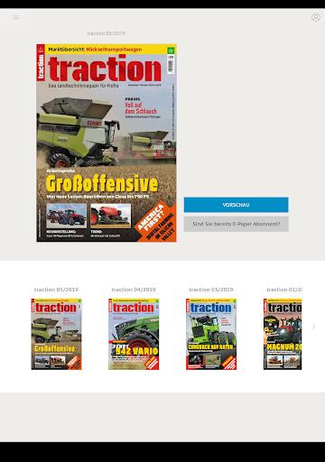 traction Magazin Screenshots 6