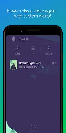 Northern Eye Aurora Forecastのおすすめ画像5
