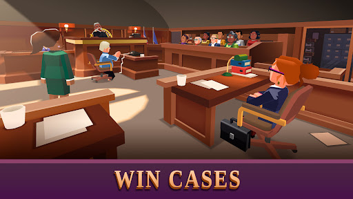 Law Empire Tycoon - Idle Game Justice Simulator  screenshots 3