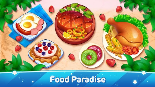Cooking Family :Craze Madness Restaurant Food Game 3