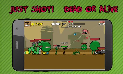 Stickman And Gun 2.1.7 screenshots 1
