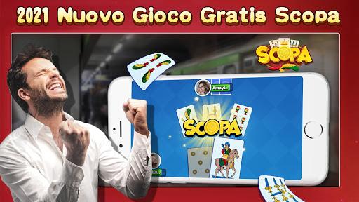 Scopa(Free,No Ads): Italian Card Game  screenshots 1