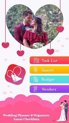 Wedding Planner & Organizer, Guest Checklists 1.2 Screenshots 1