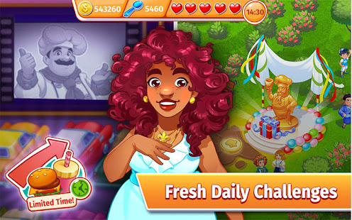 Cooking Craze: The Worldwide Kitchen Cooking Game Mod Apk