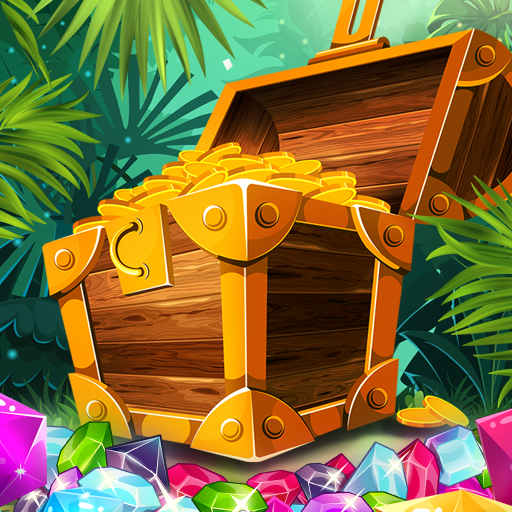 Match 3 Jungle Treasure – Forgotten Jewels