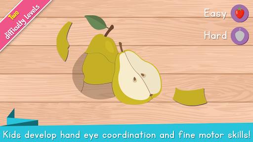 Food Puzzle for Kids: Preschool  screenshots 1