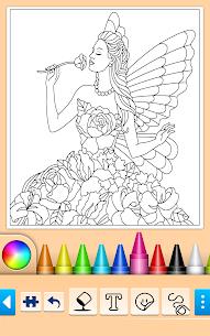 Princess Coloring Game 15.0.8 Mod APK (Unlock All) 3