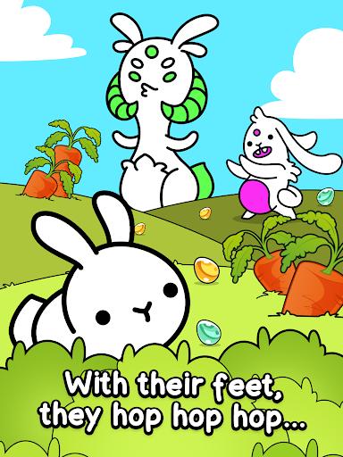 Rabbit Evolution - Tapps Games  screenshots 5