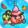 Fruit & Ice Cream - Ice cream war Maze Game
