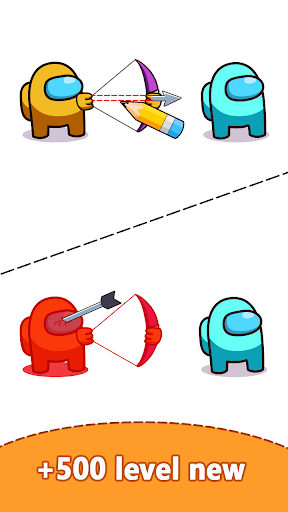 Puzzle Draw - Draw One Part Free Game  screenshots 2