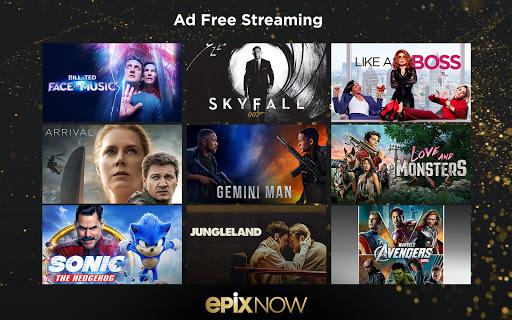 EPIX NOW: Watch TV and Movies apkdebit screenshots 19
