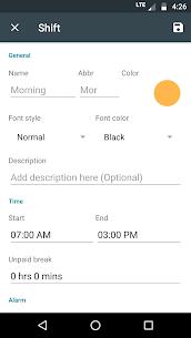 Shift Calendar by Skedlab v1.8.7 [Premium] 3