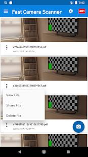 Fast Camera Scanner : Document Scanner