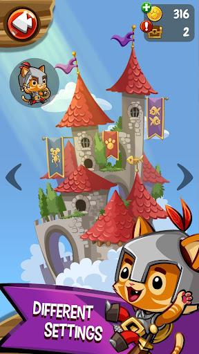 little hero jump screenshot 3