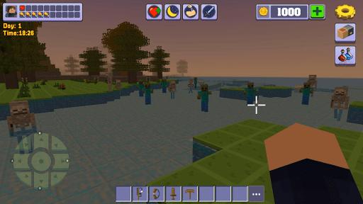 Build Block Craft - Building games  screenshots 18
