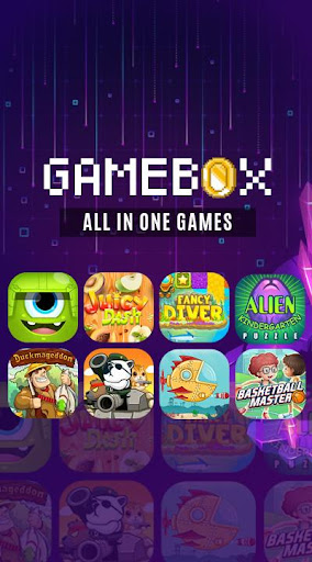 Gamebox - All in one games screenshots 1