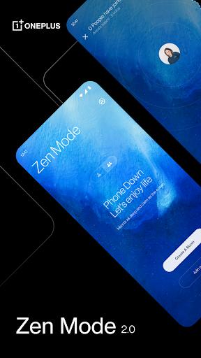 OnePlus Zen Mode 2.0.0.3.201102113846.2d28bc4 screenshots 1