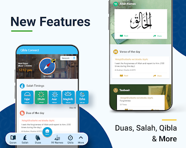 Qibla Connect® Find Direction- Prayer, Azan, Quran 3