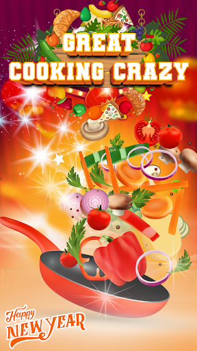 Great Cooking Crazy - Master Chef 1.0.8 Screenshots 1