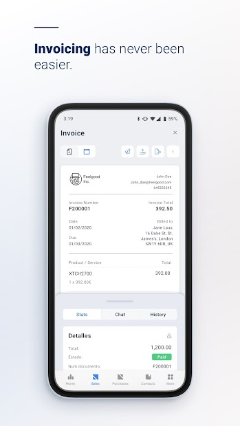 Holded - Manage your business screenshot 1