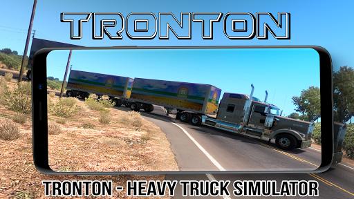 TRONTON - Heavy Truck Simulator Tycoon 1.2 screenshots 2