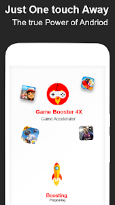 Game Booster 4x - Game Boost Manager 1.0