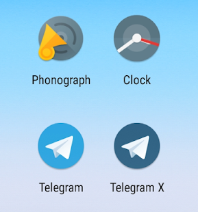 Icon Pack: Google Icons Screenshot