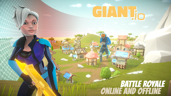 Giant.io Screenshot